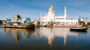 istana nurul iman garage muara bandar seri begawan brunei azamara club cruises
