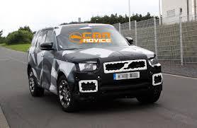 land rover camo range rover sport volvo camo hides new luxury british suv