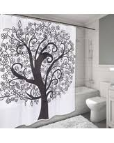 Shower Curtain With Tree Design Exclusive Deals On Tree Shower Curtains