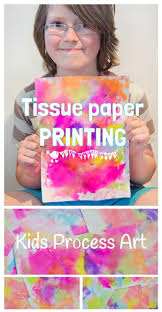 the 40 best images about tissue paper crafts for kids on pinterest