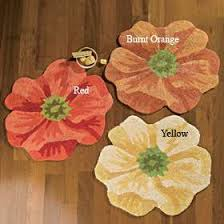 flower shaped rugs google search les fleurs underfoot