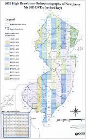 Map New Jersey Bureau Of Gis