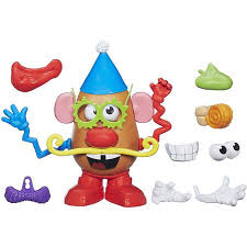 Potato Head Kit Disguise Buy Potato Head Party Spudette Figure Cheap Price