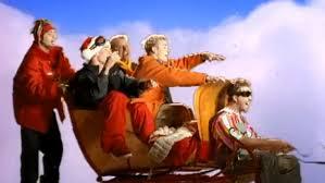 breakdown merry happy holidays by n sync