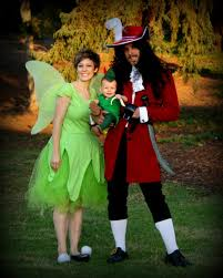 epic family themed halloween costume modest tinkerbell i love