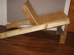 furniture from reclaimed materials