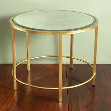 Coffee Table Desks Belgravia Round Coffee Table Brushed Brass Tables And Desks Live