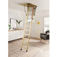 loft ladders timber u0026 aluminium ironmongerydirect