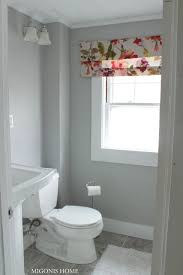 bathroom valance ideas bathroom valances small windows bathroom laundry room window