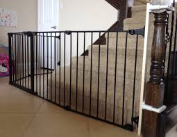 Baby Gate For Stairs With Banister And Wall Baby Stair Gate Gallery Baby Stair Gate Designs U2013 Latest Door
