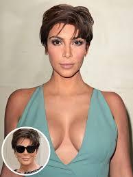 kris jenner haircut 2015 kim kardashian platinum hair here are three new styles to try