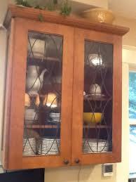 kitchen design stunning glass inserts for kitchen cabinets