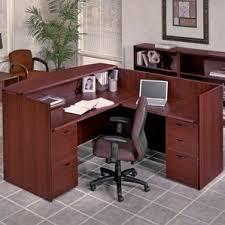 2 Person Reception Desk 2 Person Reception Desk Wayfair