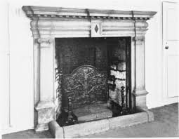 plate 126 late 17th century fireplaces british history online