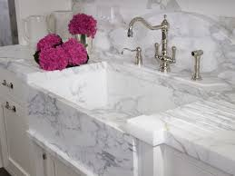 Marble Farm Sinks Panel Front Marble Farm Sink With Runnels St - Marble kitchen sinks