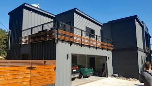 Shipping Container Apartments Made In Michigan Shipping Container Homes