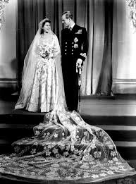 most amazing royal wedding dresses ever elizabeth ii and queen