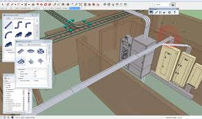 Aac Map Trimble Mepdesigner For Sketchup Sketchup Extension Warehouse