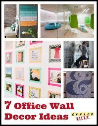 Office Wall Decor Ideas Fabulous Wall Decor Ideas For Office Photo Gallery For Office Wall