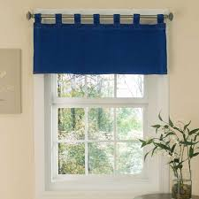Bathroom Valance Ideas by Window Valance Ideas With Denim Curtains And Flowers Also Wall Art