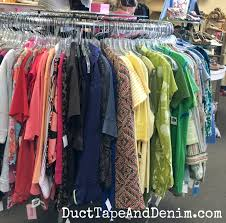 used clothing stores thrifting for clothes tips for buying used clothes at thrift