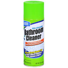 Mr Muscle 5 In 1 Bathroom Cleaner Bulk The Home Store Foam Bathroom Cleaner 13 Oz At Dollartree Com