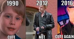 Macaulay Culkin Memes - brand new pics prove macaulay culkin is once again adorable