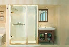 Gold Shower Doors Charming Gold Sliding Shower Doors Photos Exterior Ideas 3d
