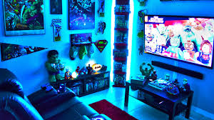ultimate man cave decor u0026 tips outstanding mancave with lighting ideas and wall art