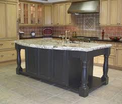 wood legs for kitchen island kitchen island legs home design ideas