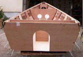 brian king makes progress on his project to build barton skiff low