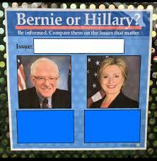 Hillary Clinton Meme Generator - bernie or hillary template bernie or hillary know your meme