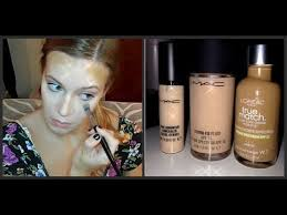 image led apply contour makeup step 3 highlight and contour using liquid highlighting and contouring can