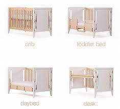 When Do You Convert A Crib To A Toddler Bed Reconfigurable Crib That You Can Use From The Day You Re Born