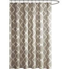 Mint Shower Curtain Brown Shower Curtains You U0027ll Love Wayfair