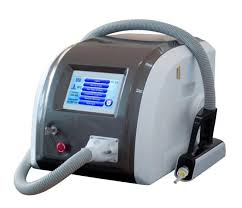 q switch nd yag laser tattoo removal pigment removal machine