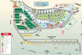 Cedar Fair Parks Map New Tripoli Pennsylvania Campground Allentown Koa