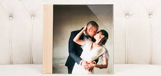 acrylic wedding album acrylic cover photo album fizara