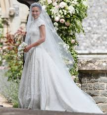 in wedding dress all the details on pippa middleton s wedding dress