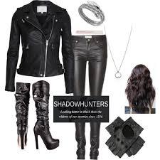 Shadowhunter Halloween Costume Shadowhunter Gear