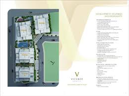Floor Plan Of Child Care Centre by Viceroy At Mckinley Hill Condos For Sale Megaworld Fort