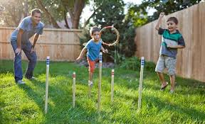 5 family friendly to play in the backyard