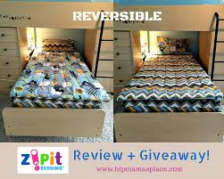 bed sheets review zipit bedding review giveaway hip mama s place