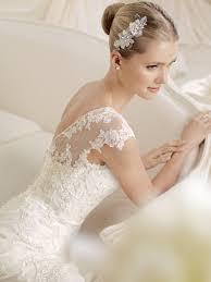 boat neckline fitted la sposa wedding dress idalis dimitradesigns