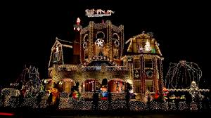 Christmas Lights On House by Usa Holidays Christmas Lights Christmas Pictures History Of