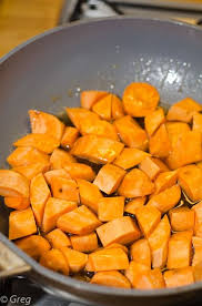 cuisiner la patate douce daigaku imo patate douce à la japonaise cook n roll
