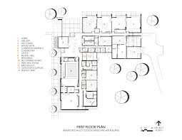 Computer Room Floor Plan Gallery Of Wenatchee Valley College Music And Arts Center