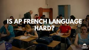 is ap french language hard albert io