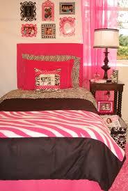 Zebra Print Bedroom Decor New Hot Pink Zebra Bedroom Ideas