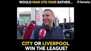 The League Memes - would you rather manchester city or liverpool win the league youtube